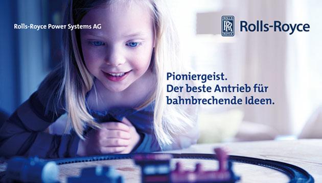 Rolls-Royce Power Systems AG - Entdeckungsfreude und Leidenschaft